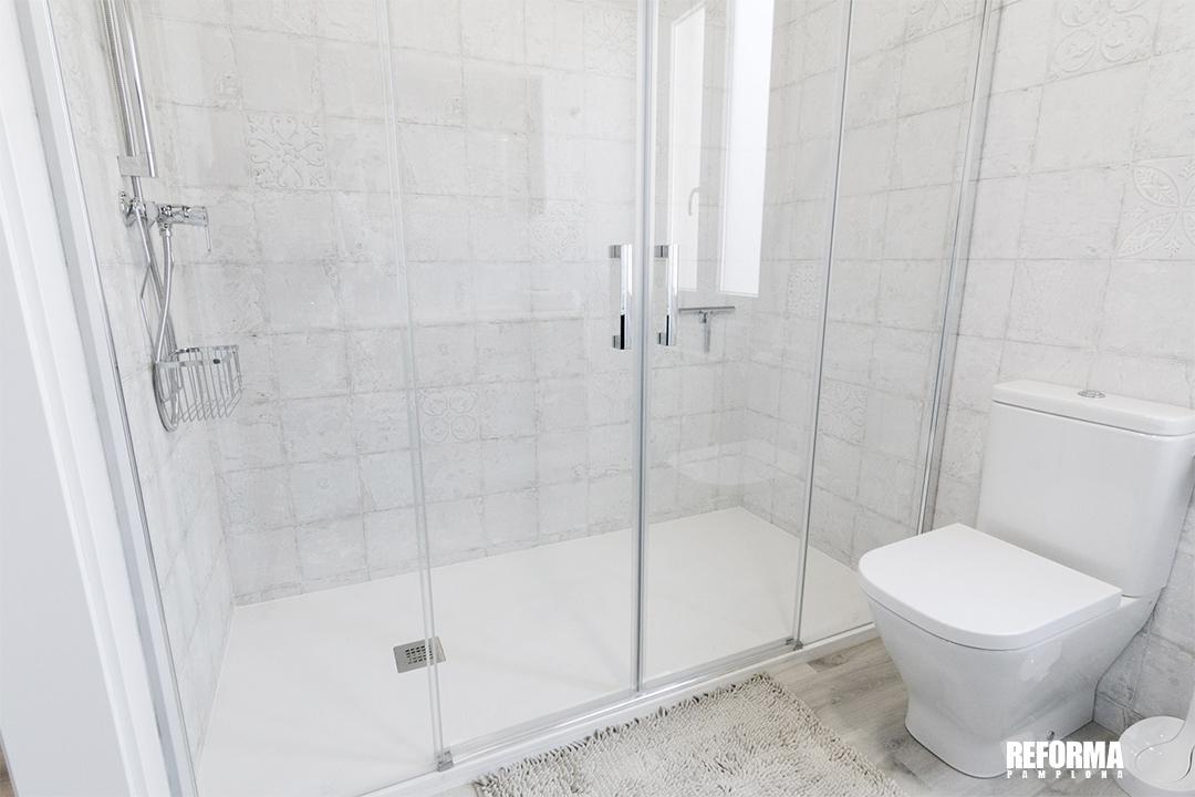 Calle amaya cambio de bañera por ducha