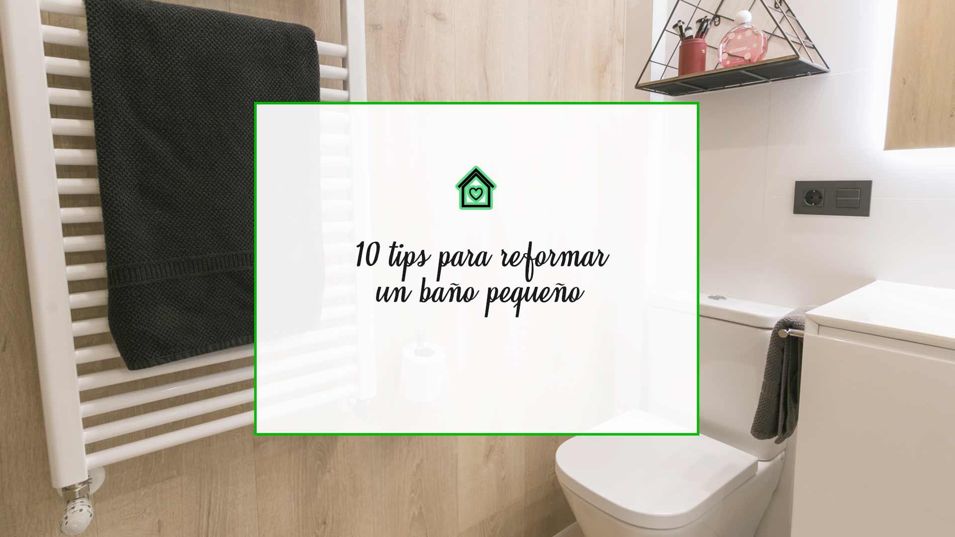 portada reformar un baño pequeño