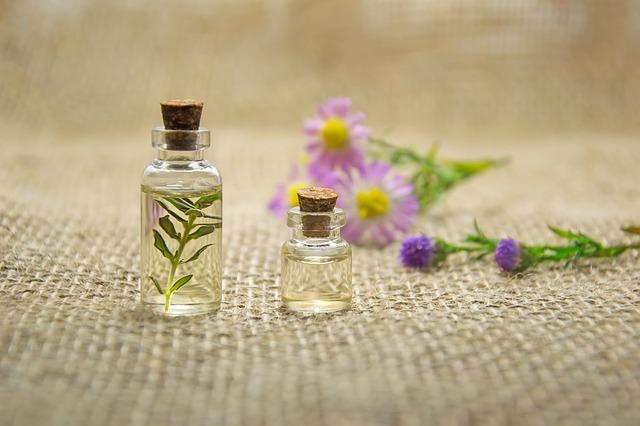 aceites esenciales buen olor