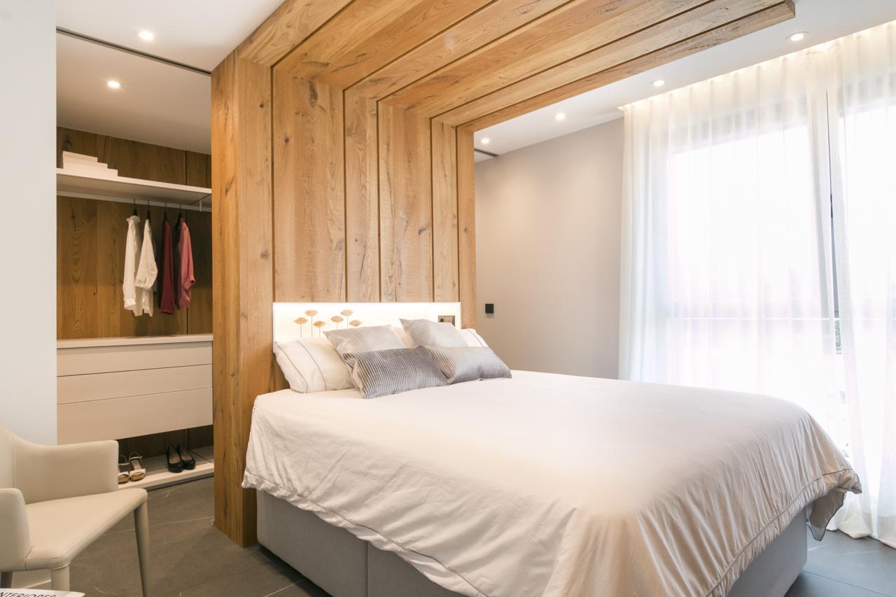 dormitorio reforma pamplona