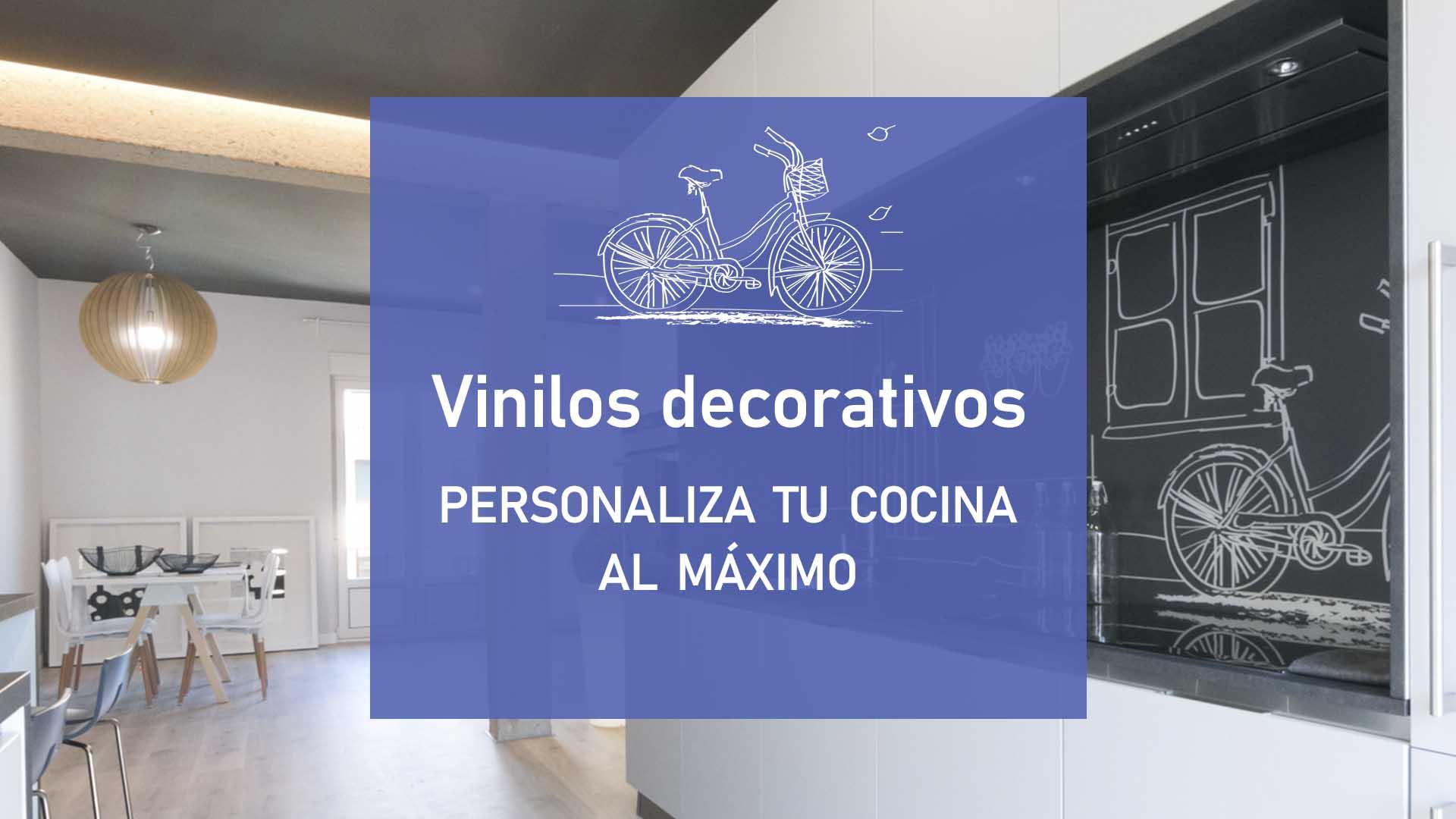 vinilos decorativos personalizados reforma pamplona